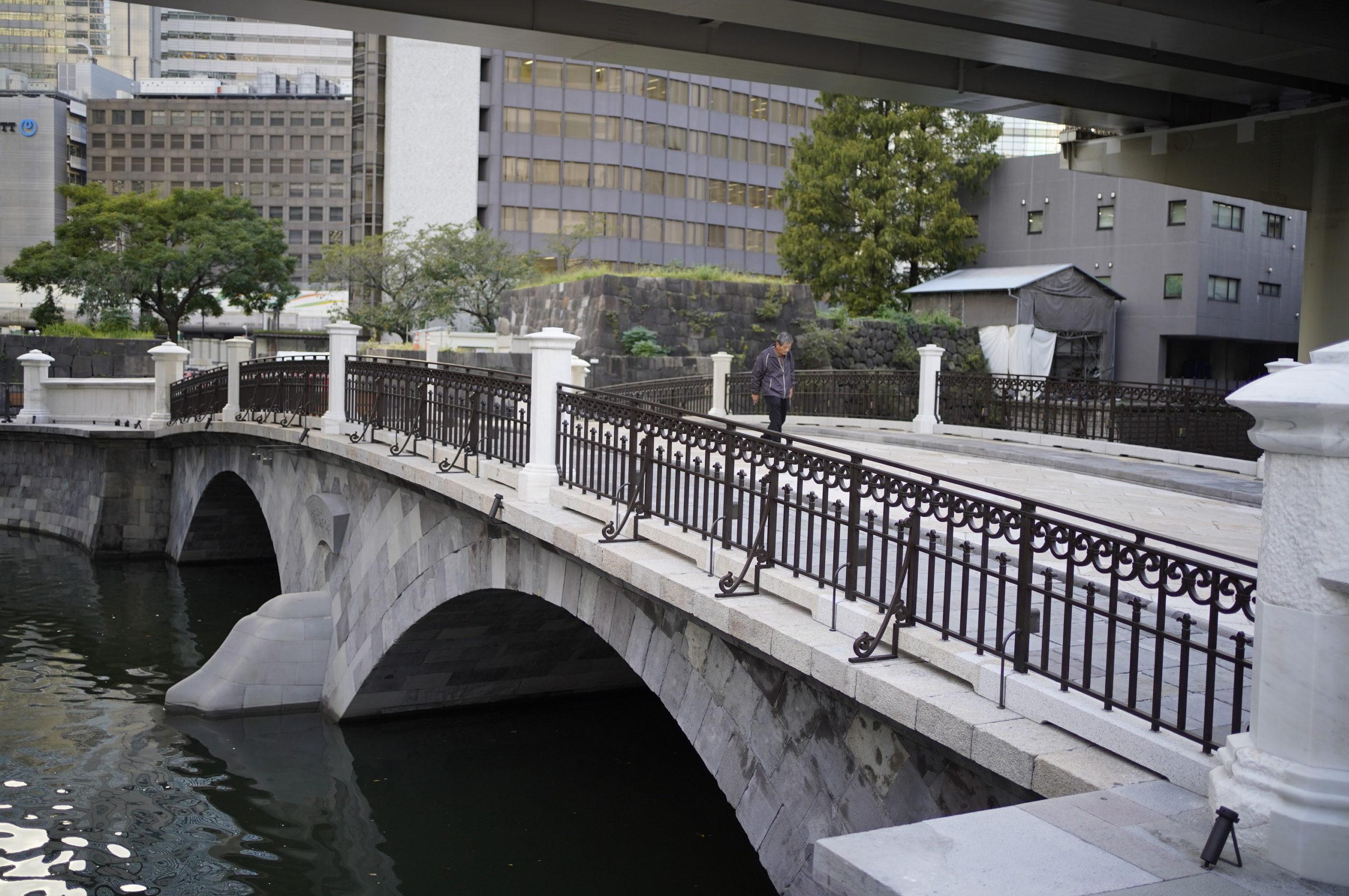 3.常盤橋公園