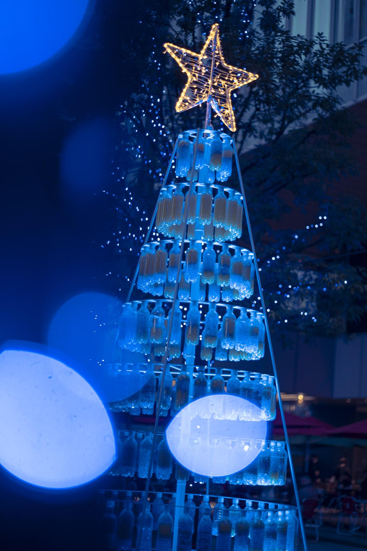 4.UDXクリスマスツリー