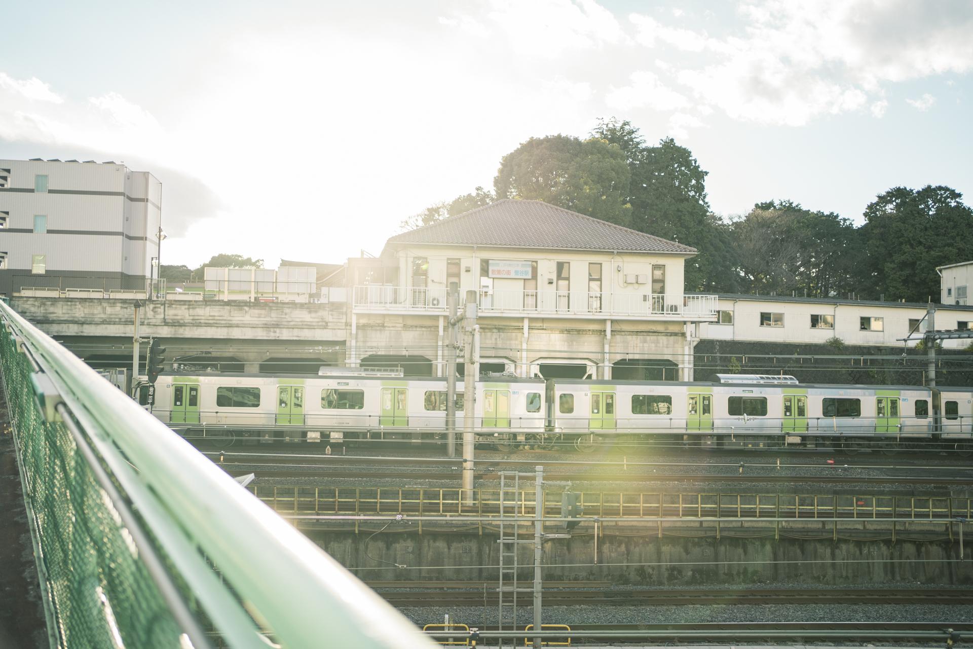 5.鶯谷駅南口